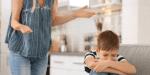 Quando una mamma ferisce il figlio