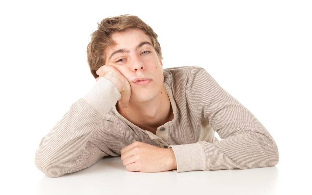 Adolescenti che si stancano subito
