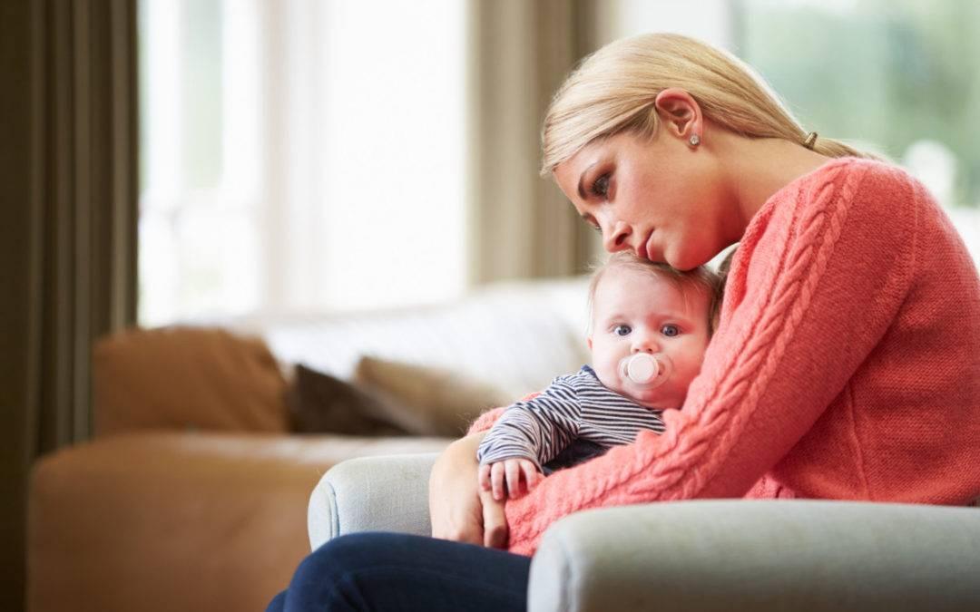 Il senso di colpa della mamma che sgrida