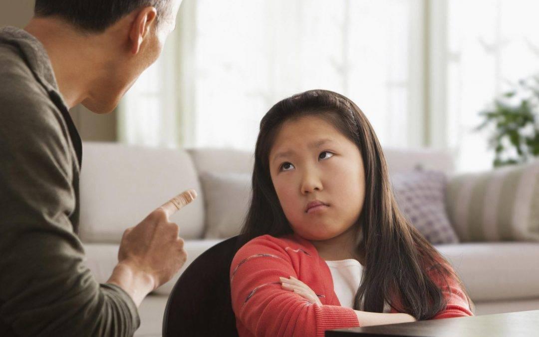 Tuo figlio ti risponde male? Ecco come fare