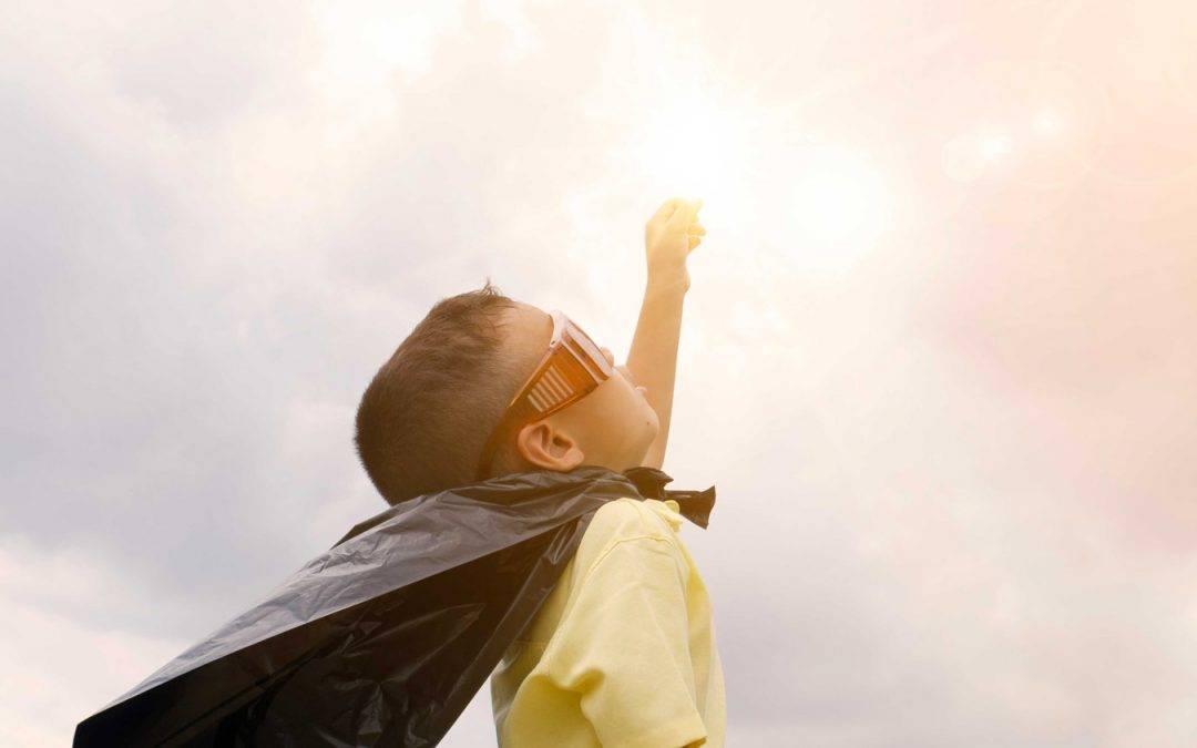Come infondere fiducia e coraggio ai figli e al partner?