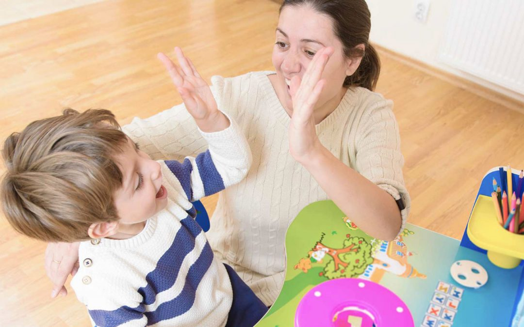 come motivare un figlio