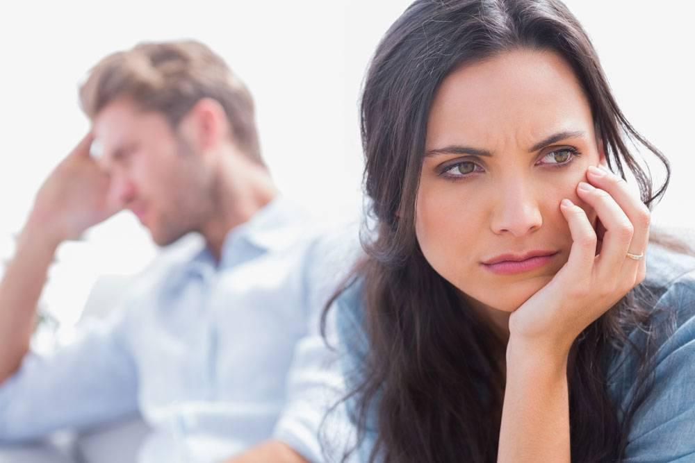 Cosa fare se il partner non ti perdona?