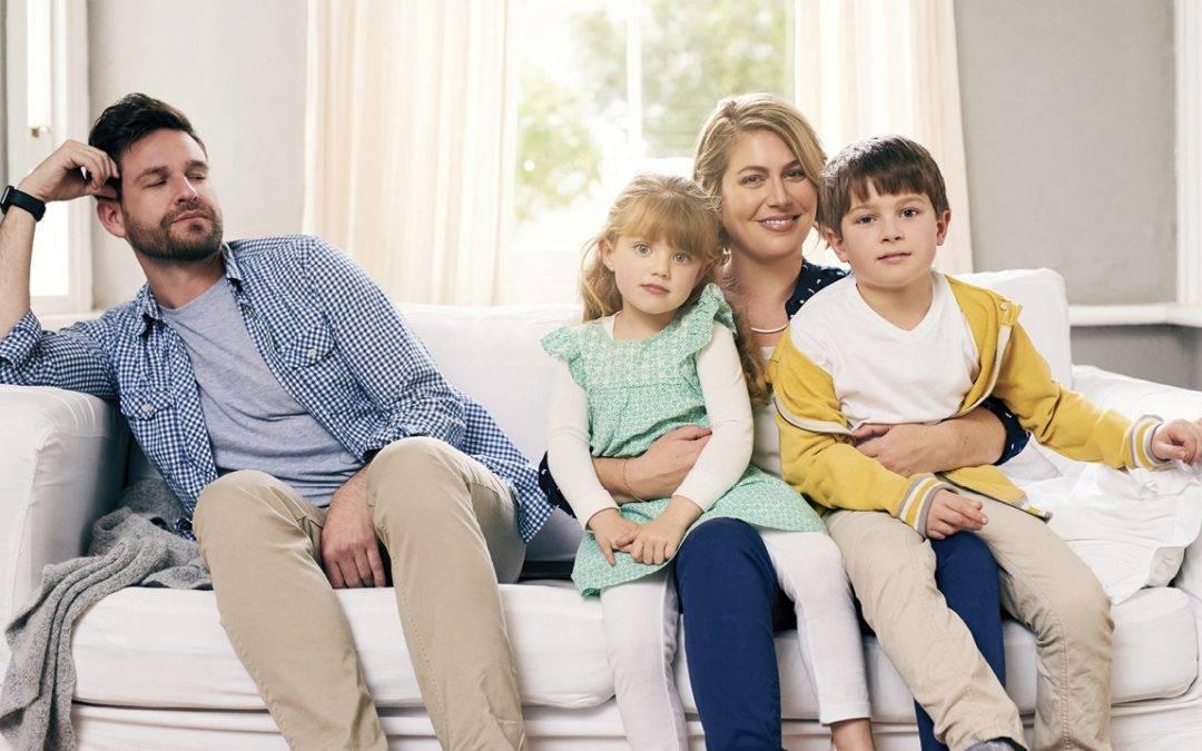 Compagno geloso dei figli: ecco perché